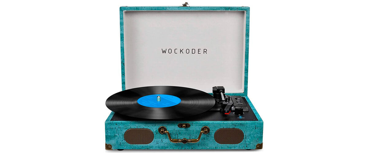 WOCKODER KD-3011BL