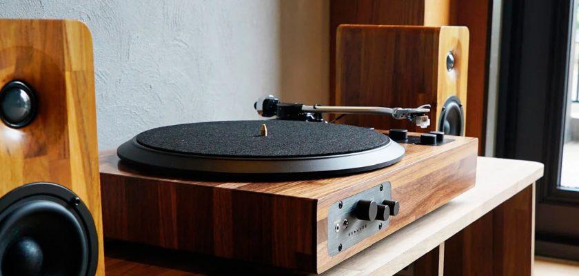 wood audio system