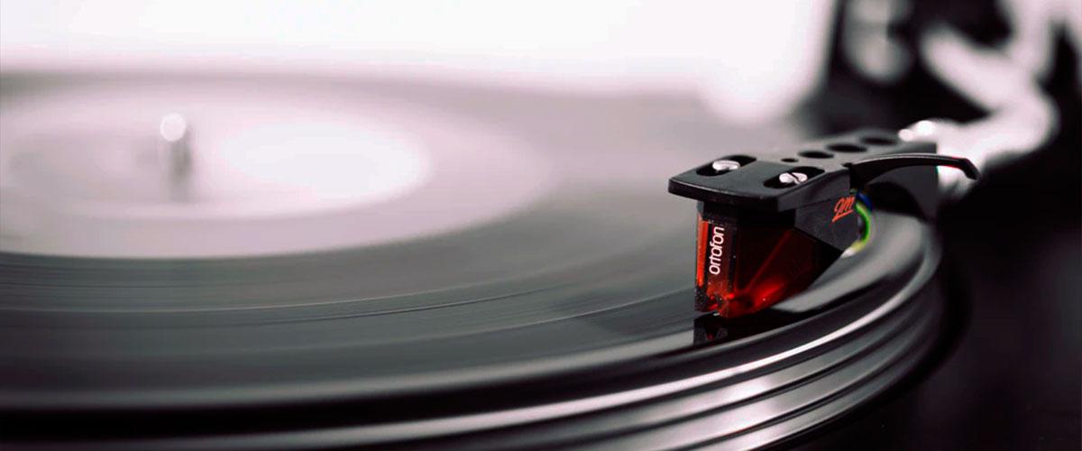 Vinyl record cartridge